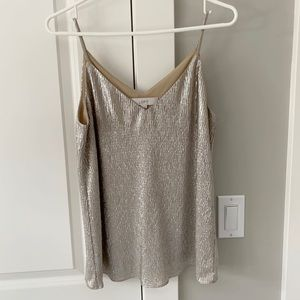LOFT Tops - Shimmery camisole